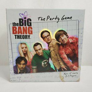 The Big Bang Theory Party Game Complete
